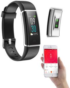 Bracelet fitness avec cardiofréquencemètre FBT-50.hr PRO-V5 (reconditionné)