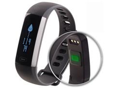 bracelet fitness avec calcul des calories pression artérielle taux d'oxygene dans le sang  fbt-60 newgen medicals