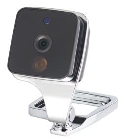 caméra de surveillance compacte et design Visortech ipc-230.hd