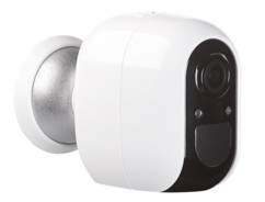 camera de surveillance full hd exterieure avec alimentation a piles et enregistrement sur carte micro usb Visortech ipc 480