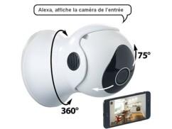 "Caméra de surveillance IP HD compatible Echo Show ""IPC-340.echo"""