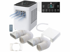 Climatiseur mobile monobloc 9000BTU/h ACS-90 avec accessoires