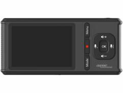 Enregistreur vidéo 4K UHD avec écran couleur GC-500.