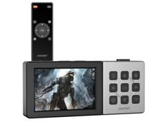 Enregistreur vidéo HDMI à écran couleur Full HD sur MicroSD Game Capture V6