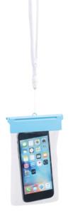 etui transparent étanche pour iphone 5 5c 5s sur plage étanche sable eau somikon