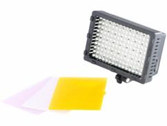 Lampe LED pour photo et vidéo - 160 LED