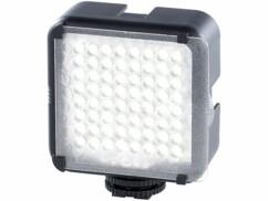 Lampe LED pour photo et vidéo - 64 LED