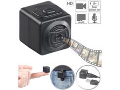 Mini caméra HD avec support magnétique DV-705.cube