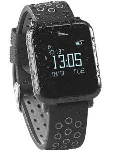 montre digitale sport fitness tracker longue autonomie avec capteur frequence cardiaque et etanche newgen SW-250