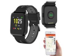 Montre sport GPS SW-420.hr par Newgen Medicals.