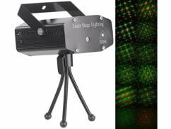 Projecteur laser d'intérieur avec 12 modes lumineux LP-150