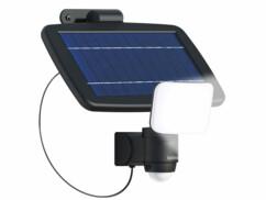 Projecteur solaire à LED IP44 300 lm avec détecteur de mouvement PIR
