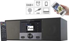 radion internet wifi dab dab+ avec lecteur usb et cd telecommande et controle bluetooth par smartphone vr radio irs 700