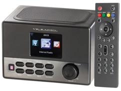radio internet DLNA vr-radio irs-600 avec lecteur mp3 USB