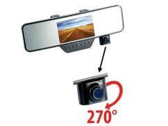 Rétroviseur caméra de bord Full HD ''MDV-2300rs''