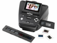 Scanner SD-2000 Somikon pour photos, diapositives et négatifs.