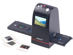 Scanner autonome pour diapositives et négatifs Somikon