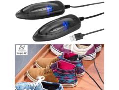 Sèche-chaussures USB avec lampe UV
