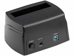 Station d'accueil USB pour disques durs SATA Xystec.