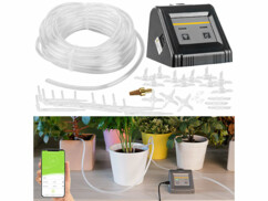 Système d'irrigation connecté BWC-20.app Royal Gardineer.