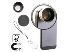 Téléobjectif magnétique pour smartphone