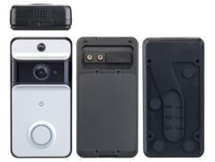 Visiophone wifi vidéo avec application à distance et enregistrement vidéosurveillance somikon VTK-250