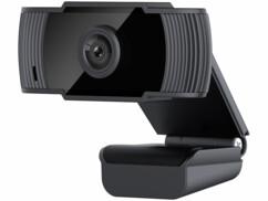 Webcam USB Full HD de la marque Somikon.