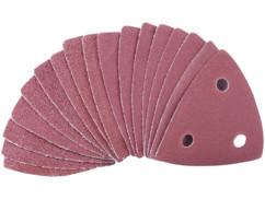 10 feuilles de papier abrasif pour outils multifonctions MF-300 et -500