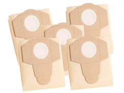 5 sac d'aspirateurs pour aspirateur eau et poussière BLS-130