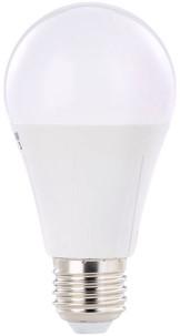 ampoule led e27 blanc chaud a+ 600 lumen 8w luminea nx5644