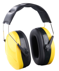 Casque antibruit universel