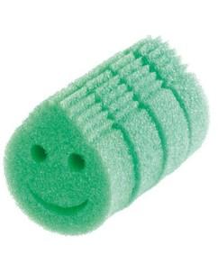 4 éponges de nettoyage à consistance changeante