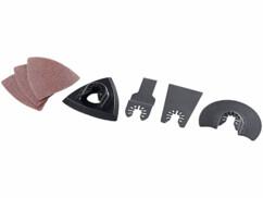 Kit d'accessoires pour outil multifonction AW-18.osz, 7 pièces