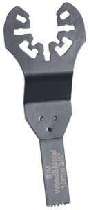 lame de scie plongeante bimetal hss pour outil multifonction agt 10 mm