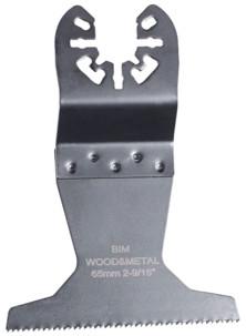 lame de scie plongeant hss 65mm pour metal et bois pour outils multifonctions toutes marques agt