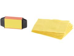 kit de nettoyage et reparation pour balais essuie glace lescars