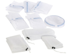 Pack de 9 filets de lavage pour linge