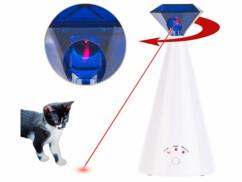 Pointeur laser automatique pour chat