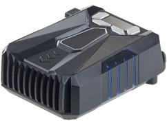 Refroidisseur pour ordinateur portable avec écran LCD