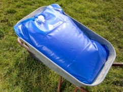 Sac à eau 80 litres avec surface antidérapante