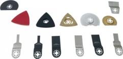 Set de 37 accessoires pour outil multifonction AGT