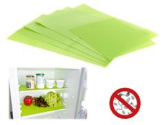 Tapis de réfrigérateur antibactériens et désodorisants - x 5