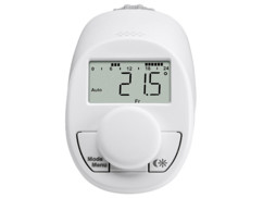 Thermostat programmable Eqiva avec fonction Boost.