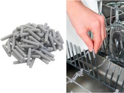 embouts capuchons pour porte assiette de lave vaisselle format universel anti rayure