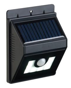 Applique solaire à LED 180 lm avec détecteurs de mouvement/obscurité
