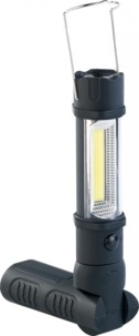 Baladeuse sans fil articulée à LED COB ''AL-430.dk''
