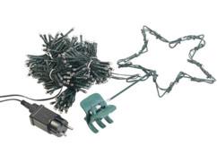 Guirlande lumineuse effet cascade pour sapin de Noël, 240 LED, avec bluetooth & application