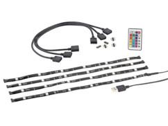 """Kit de rétroéclairage USB LED RVB LT-200.col pour TV 46 à 70"""""""