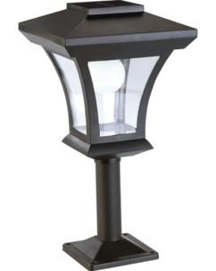 Lampadaire de jardin solaire à LED sur pied