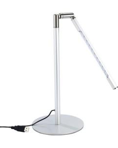 Lampe de bureau tactile USB à intensité variable - 22 LED